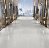 Natural Travertline Series Nano Polished Porcelain Floor Tiles (Double Loading) with Good Price