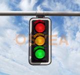 Osyea Solar-Powered Ryg Pedestrian LED Traffic Signal Light Timer Flashing