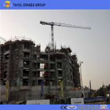Ce ISO Certificated Tavol Brand Topkit/Flat Top Tower Crane
