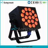 19*10W RGBW DMX PAR Can LED Light Fixtures
