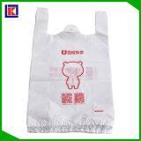 Cheaper Price Vest Handle Carrier Plastic Bag T Shirt Plastic Bag