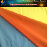 184t Dull Nylon Taslon Fabric with PU Coated for Garment