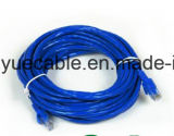 Patch Cord UTP CAT6 Blue RJ45 Cable