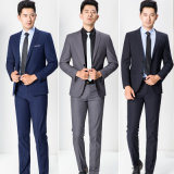 Latest Design Bespoke Coat Pant Men Suit Blazer