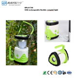 Rechargeable USB Flexible Handle Lantern