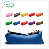 Inflatable Traveling Colored Bean Bag Lazy Sofa for Beach