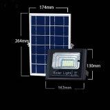 Hot Sale Outdoor Jd 10W Solar LED Flood Light