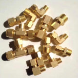 Wholesale Price Brass Tube Fitting Adapters for Laboratory Spare Parts
