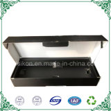 Black Surface Printing Corrugated Aircraft E Flute Carton Box