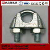 Galv Cheap DIN 741 1142 Safety Wire Rope Clamp
