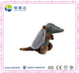 The Stuffed Plush Electirc Speaking Armadillo