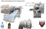 Automatic Mineral Water Bottle Filling Machine Plant Price Cost for Plastic Bottle