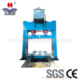 500t Plywood Cold Hot Press Machine with Chain Loading Unloading Device Indonesia Market
