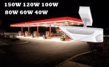 Meanwell Driver American Ceiling Installation Gas Petrol Station LED Canopy Light 150W