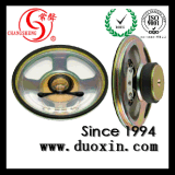 77mm 8ohm 0.5W Waterproof Outer-Magnet Speaker Dxyd77W-32f-8A