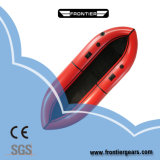 Factory Wholesale Prices New Designed Ultra Light Inflatable 0.4mm TPU Kayak