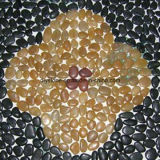 Mixed Pebble Mat Decoration