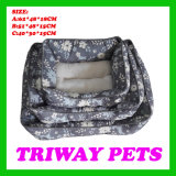 High Quaulity Cheap Dog Cat Beds (WY161073-4A/C)