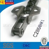 High Quality Double Pitch Conveyor Chain with Attachments