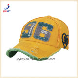 Fashion Custom Cotton Sports Cap, Washed Cap, Baseball Cap
