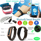 Smart Waterproof IP67 Sports Bracelet with Heart Rate Monitor