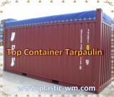 20FT&40FT Blue Color Top Container Tarp Top Container Tarpaulin