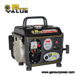 0.75kw 220V 50Hz Portable Gasoline Generator with 2 Stroke 63cc Gasoline Engine