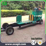 Hot Selling Agricultural Automatic Electric Wood Log Splitter