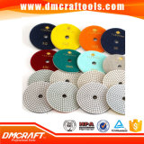 Wet&Dry Use Diamond Polishing Pads Stone Polishing Pads