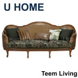French Style Fabric Leather Sofa Italian New Model Sofa