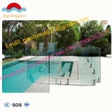 12mm Thickness Clear Tempered Glass/Toughed Glass for Swimming Pool Fence/Fencig