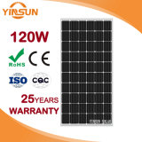 Factory Direct Sale 120W Solar Module for Solar Panel System