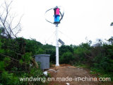 Ce 1kw Vertical Wind Generator off-Grid System for Remote Area