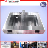 TV Computer Advertising Stainless Steel Mounting Electronic ABS Plastic Display Electrical Metal Box (Alloy, Aluminum, stand)