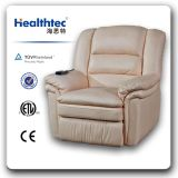 Air Massage Geniuine Leather Leisure Chair (A050-B)