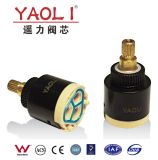 28mm Flat-Open Ceramic Valve Core Without Distributor (YLD28-01)