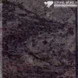 Polished Sapphire Brown Granite for Countertops & Vanities (MT052)