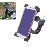 Motorcycle Phone Holder with USB Charging Port