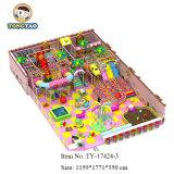 Tongyao Indoor Candy Theme Playground Games Kids Soft Playground Equipment