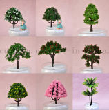 Custom Hot Sale PVC Artificial Tree Craft for Decoration