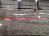 Natural Cheap New Grey Striped Marble Slab for Sales
