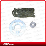 Motorcycle Parts Motorcycle Outer Sprocket 428 Sprocket Set