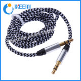 3.5mm Audio Aux Cable Stereo Extension M/M Cable for Cell Phone Mobile Smartphone PC Speaker