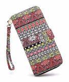 Fabric Lady Purse Women Wallets Designer PU Leather Wallets (WDL1493)