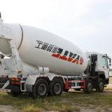 Chinese Sinotruk HOWO 37HP 8X4 16 Cbm Cement Agitating Mixer Truck