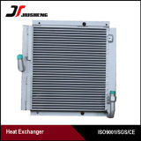 Brazed Aluminum Plate Fin Excavator Heat Exchanger