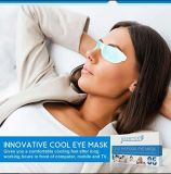 Wholesale Unisex Sleeping Relaxing Shade Cover Gel Cooling Eye Pad Hot Cold Pack Ice Cool Soothing Gel Eye Mask