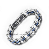 Casual Bike Bicycle Biker Chain Bracelets for Men Sporty Cool Boy's Men's Stainless