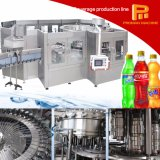 Automatic Rotary Pet Bottle Carbonated Gas Drink Filling Machine