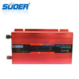 Suoer 2kw 12V 220V Intelligent Solar off Grid Power Inverter with LCD Display (SDB-D2000A)